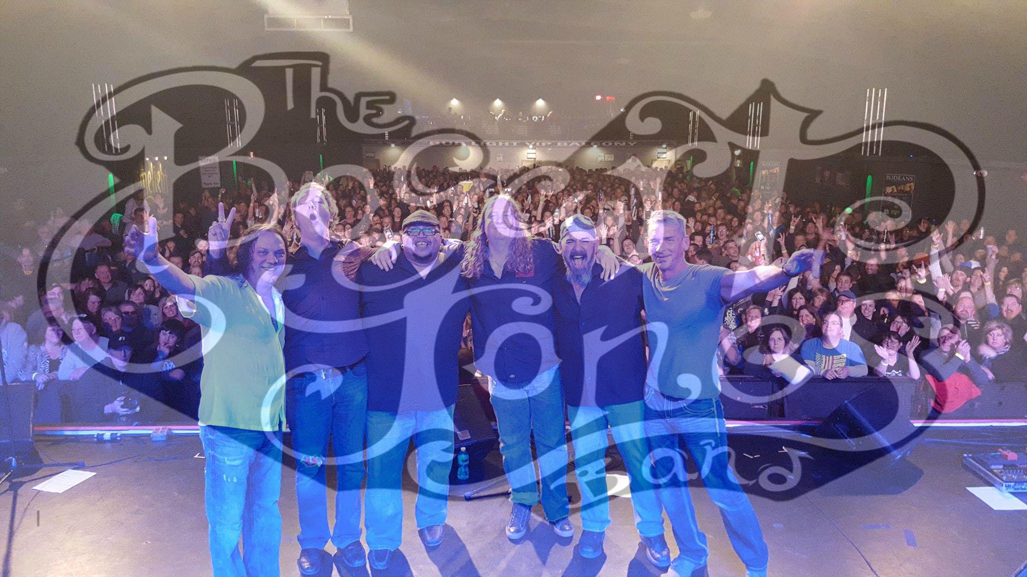 the bogart Jones band
