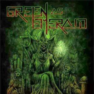 Green As Emerald
