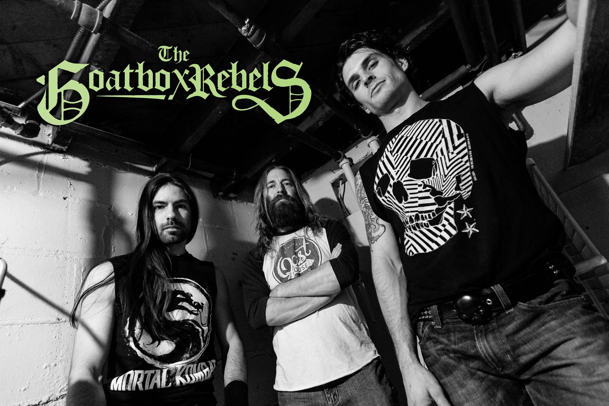 The Goatbox rebels
