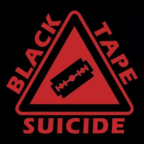 Black tape suicide