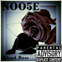 NOO5E Blood Rose