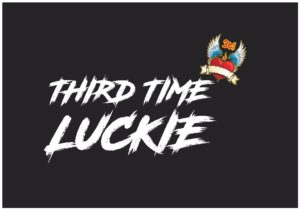 Third Time Luckie – Never Alone/Wide Eyed Thinking