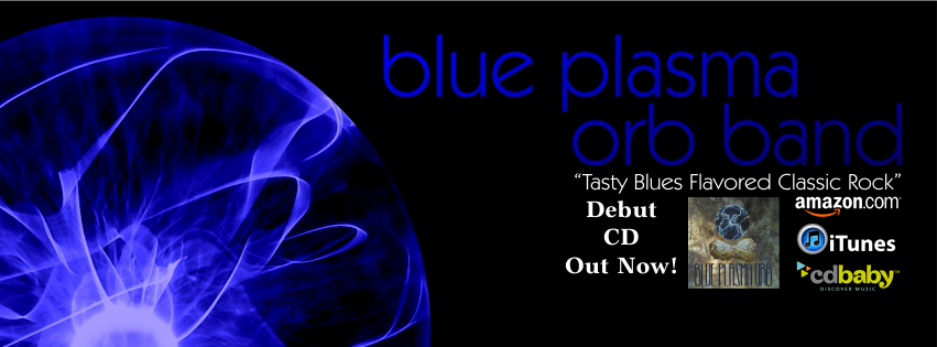 Blue Plasma Orb