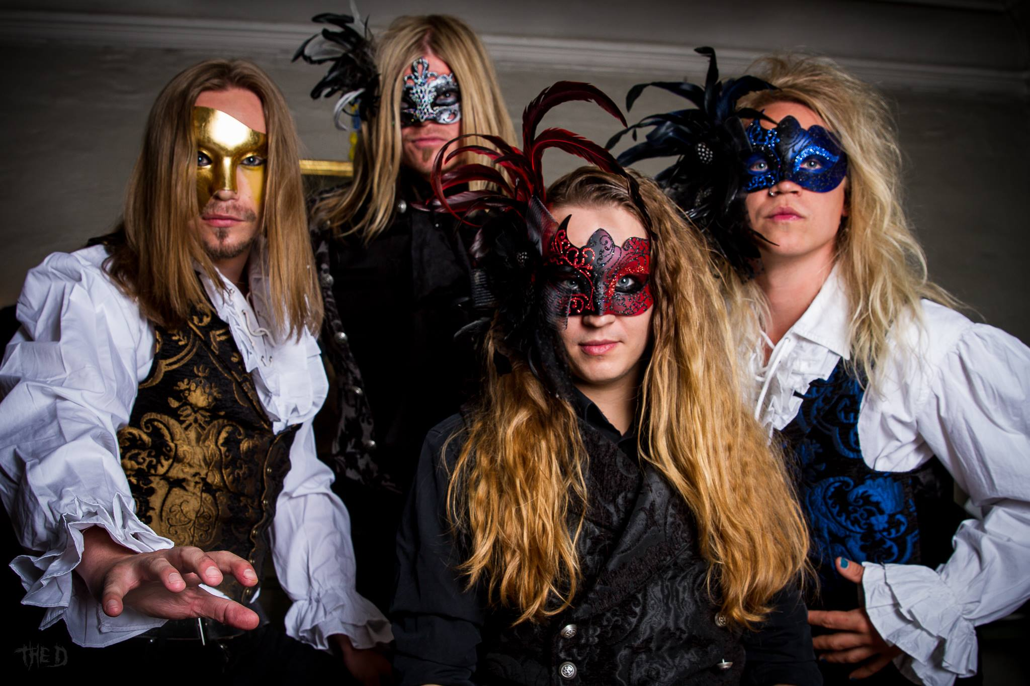 The Grand Masquerade