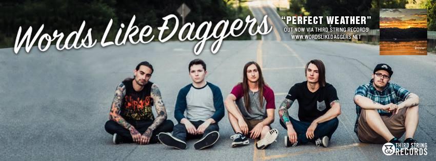 words like daggers