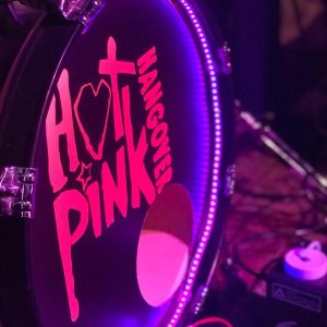 Hot Pink Hangover – Wasted In Space EP