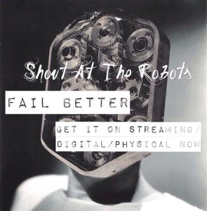 Shout At The Robots – Interview