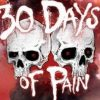 30 Days of Pain