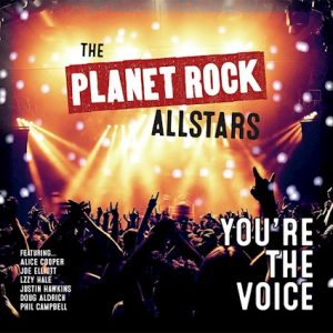 The Planet Rock Allstars Charity Single