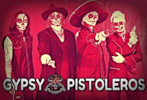 GYPSY PISTOLEROS RELEASE NEW ALBUM