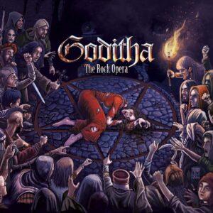 Elina Englezou, the creator of GODITHA – THE ROCK OPERA – Interview