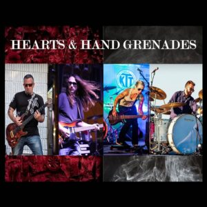Hearts and Hand Grenades – Interview