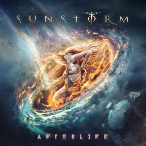 """SUNSTORM """"Afterlife"""" with Ronnie Romero"""
