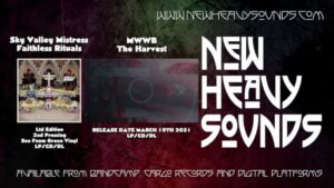NEW HEAVY SOUNDS ANNOUNCE 10YEAR ANNIVERSARY
