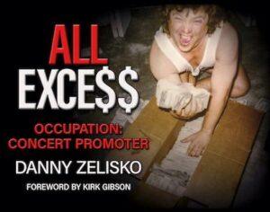 US Promoter DANNY ZELISKO Book Release