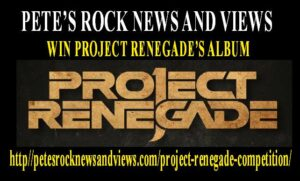 Project Renegade – Competition