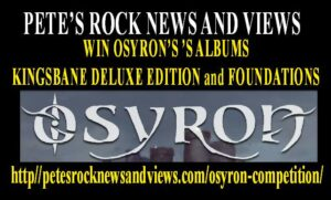 Osyron Competition