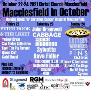 Macclesfield in October