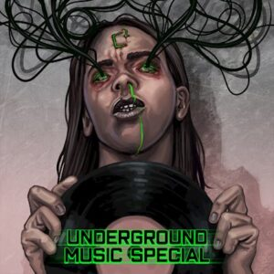 Various Artists C Squared Under Music Special