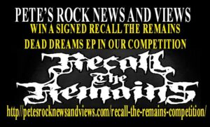 Recall The Remains Competition