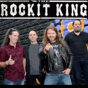 The Rockit King – Interview